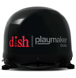 DISH Playmaker Dual - Outdoor TV - Mill Hall, PA - After Hours Satellite - DISH Authorized Retailer